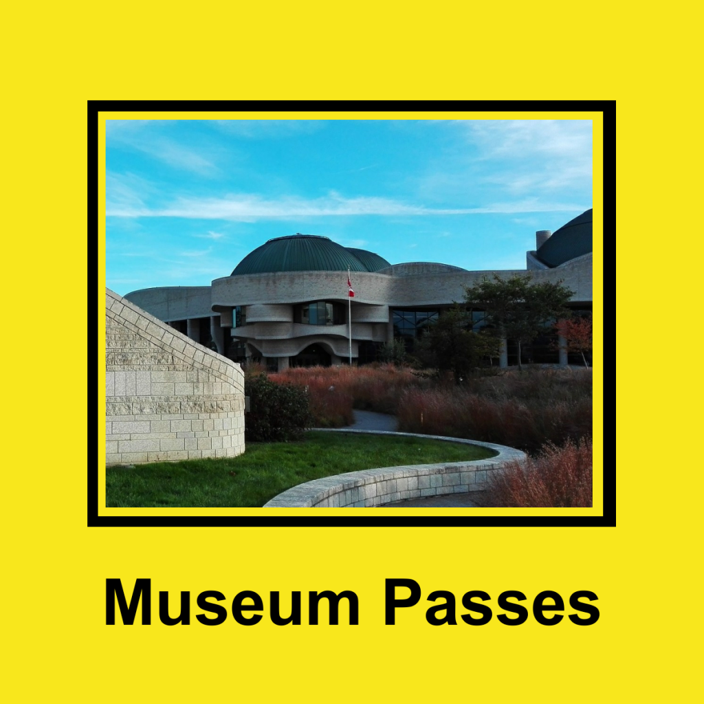 Link to Museum Passes Page