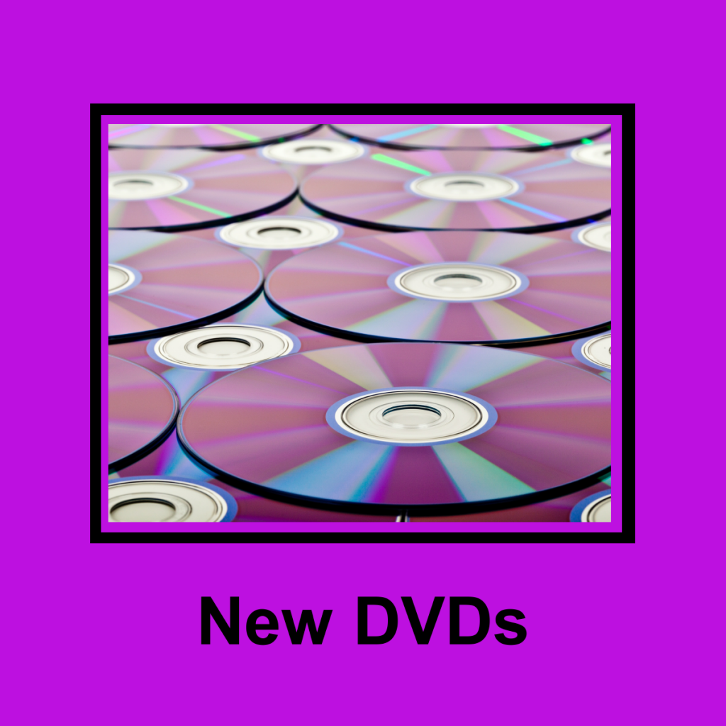 Link to New DVDs List