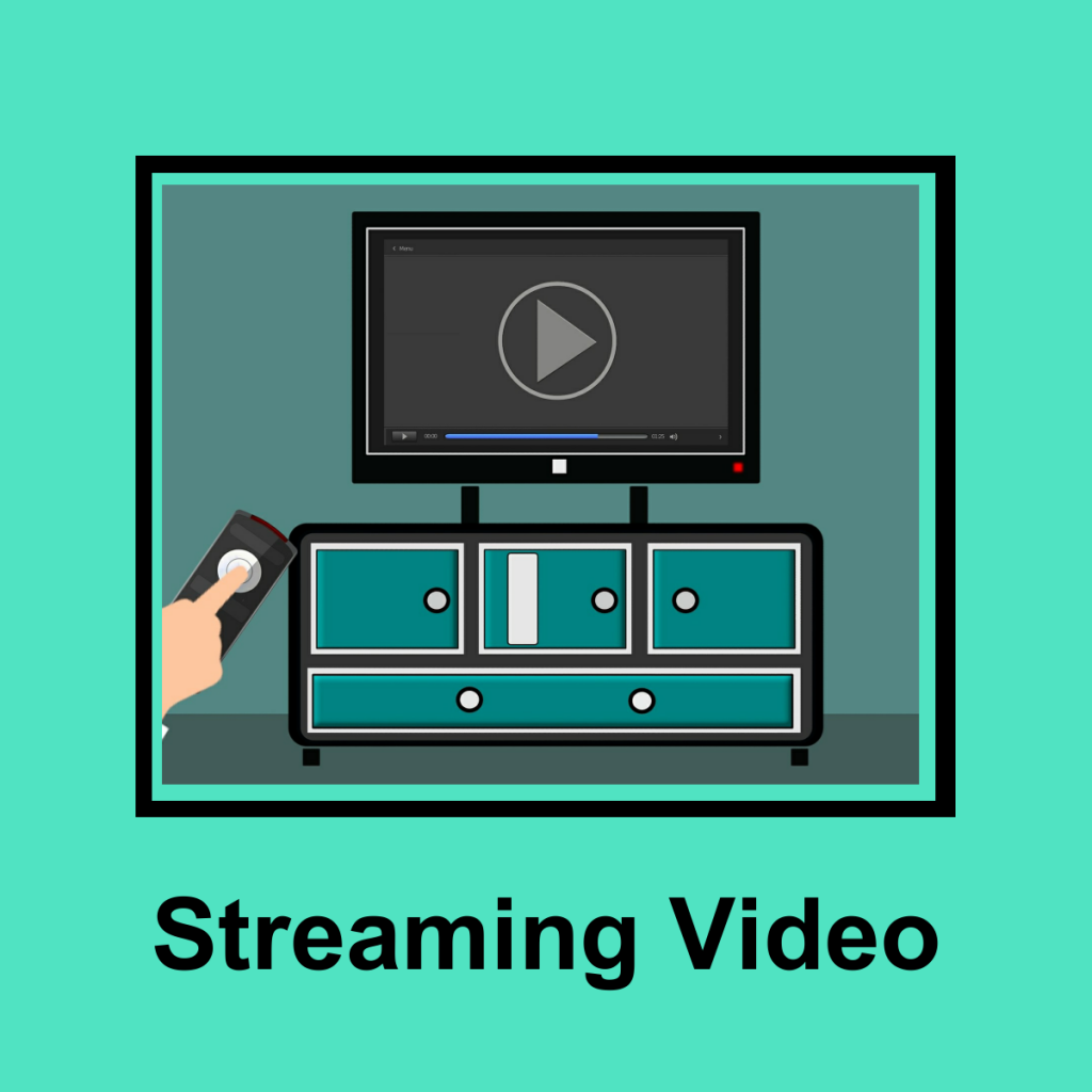 Link to the Streaming Video Page