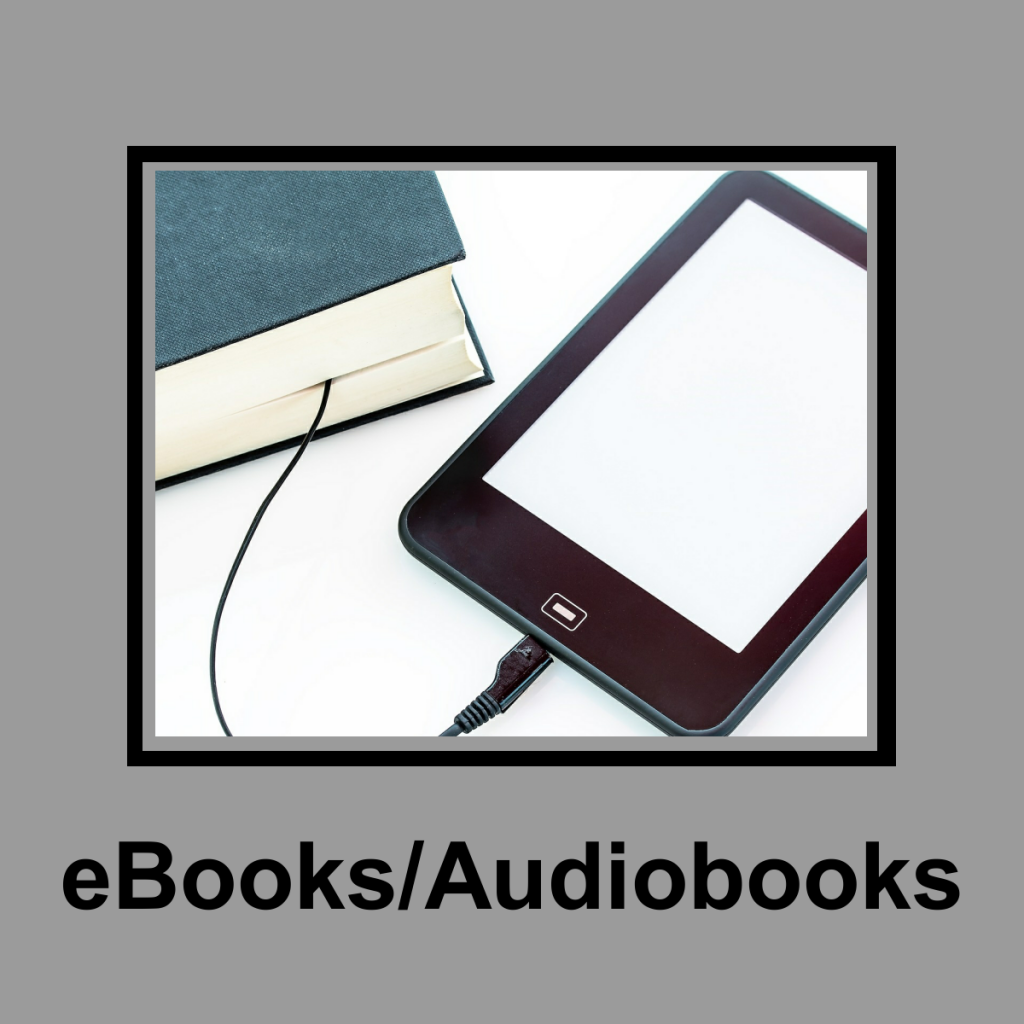 Link to the eBooks and Audiobooks Page