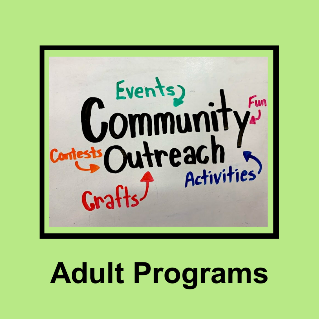 Link to our Adult Programs page