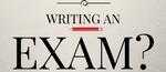 Writing an exam